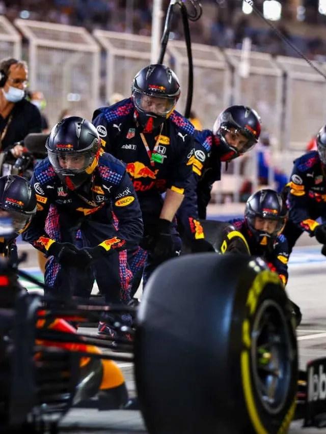 Novas regras para pitstop de F1 – Saiba o que mudo