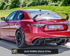 ALFA ROMEU GIULIA GTAm