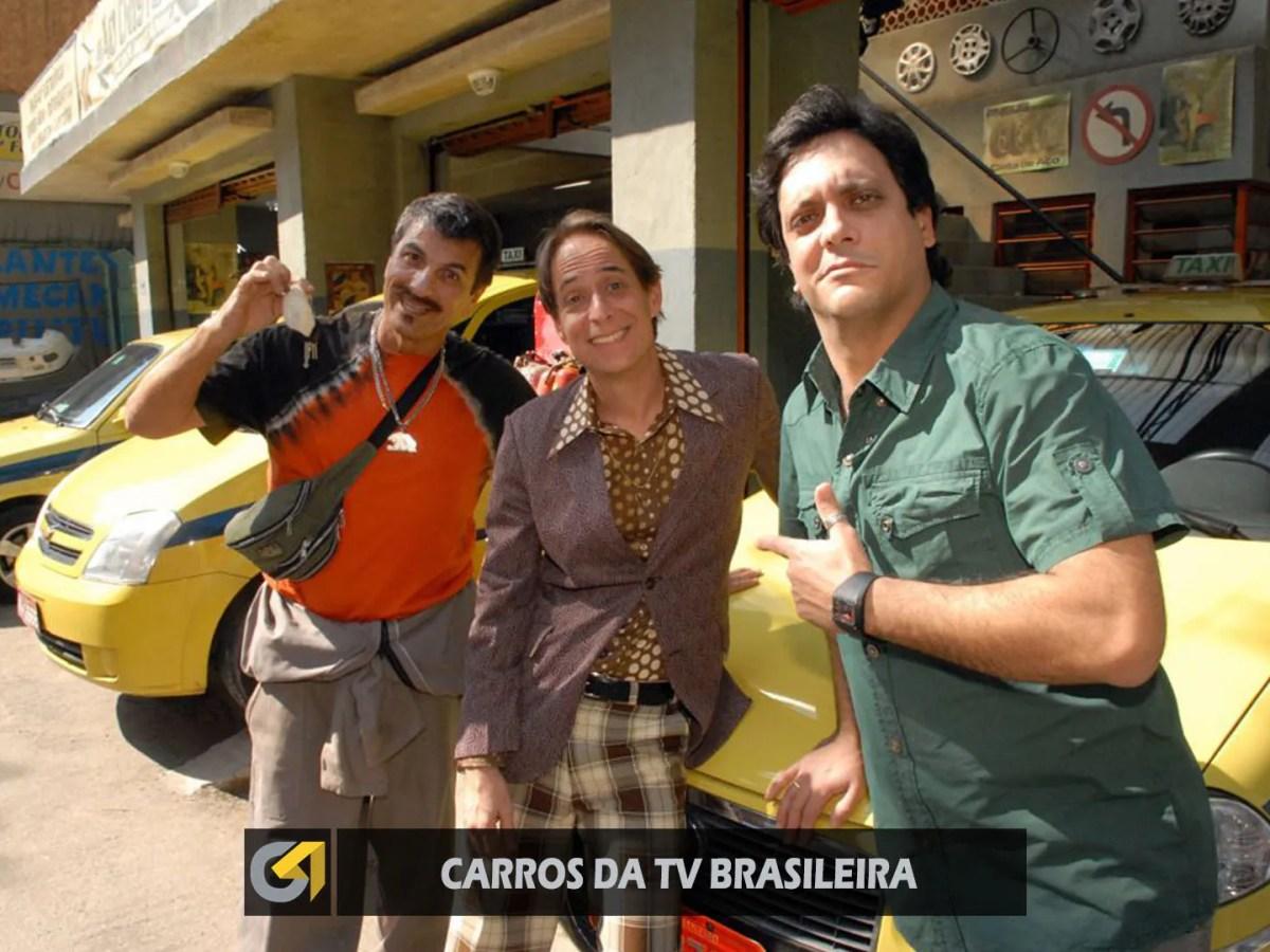 CARROS DA TV BRASILEIRA
