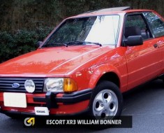 ESCORT XR3 WILLIAM BONNER