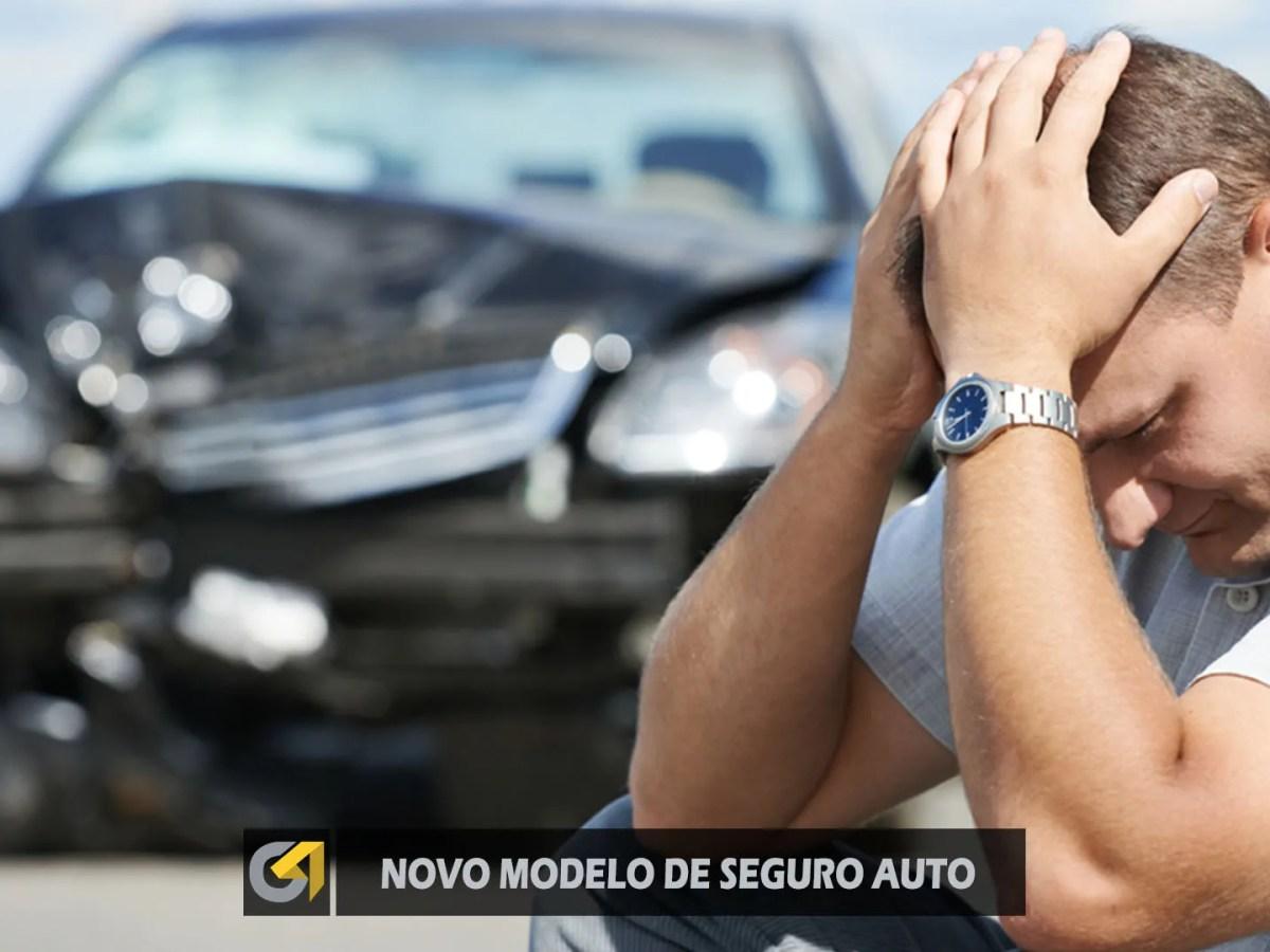 NOVO MODELO DE SEGURO AUTO