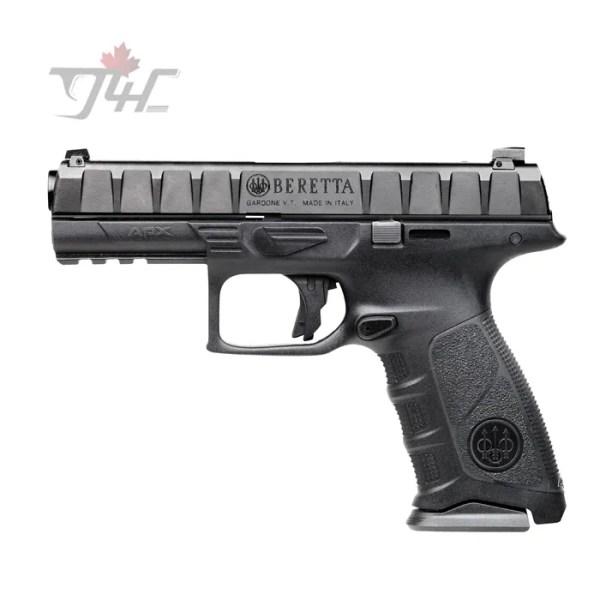 """Beretta APX 9mm 4.25"""" BRL Black"""