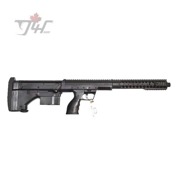 """Desert Tech SRS A1 .308WIN 22"""" BRL Black"""