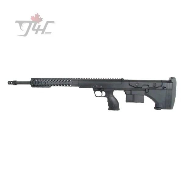 "Desert Tech SRS A1 .338 LAPUA MAG 26"" Black"