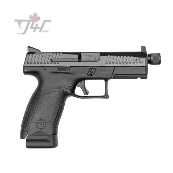CZ P-10 C Suppressor Ready