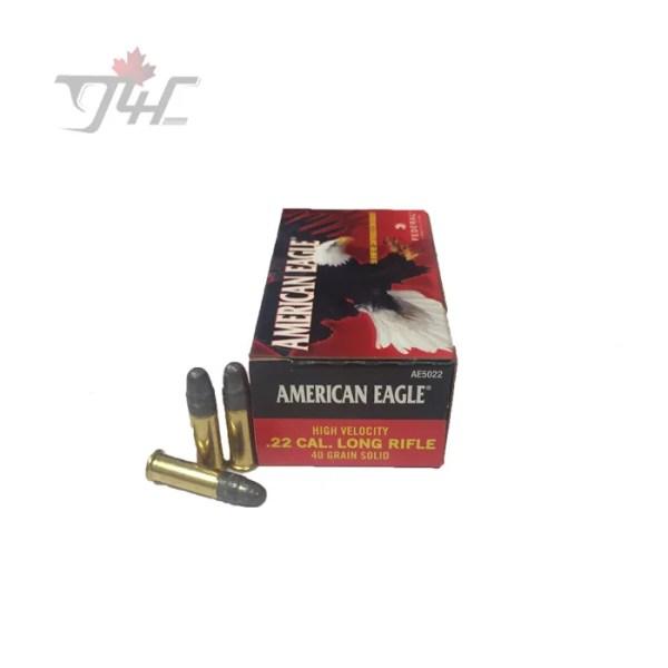 Fed. American Eagle .22LR