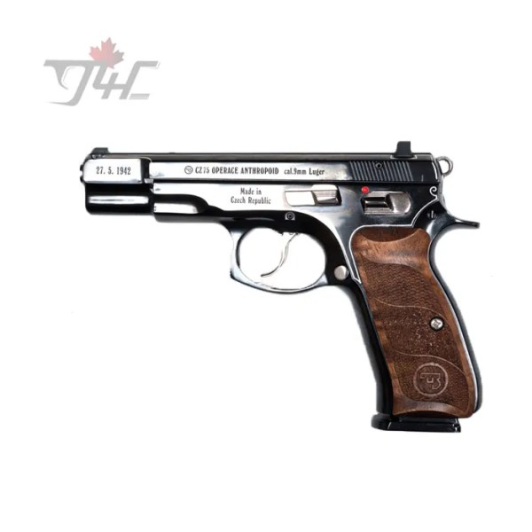 CZ 75 B Operation Anthropoid