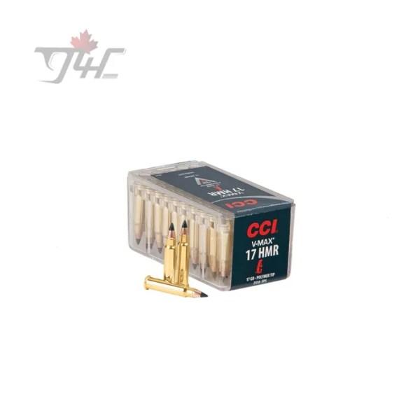 CCI .17HMR V-Max