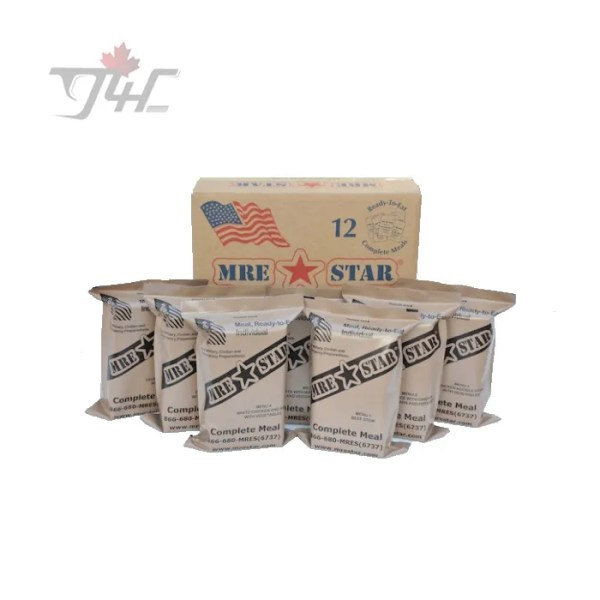 MRE Star Ready-to-Eat
