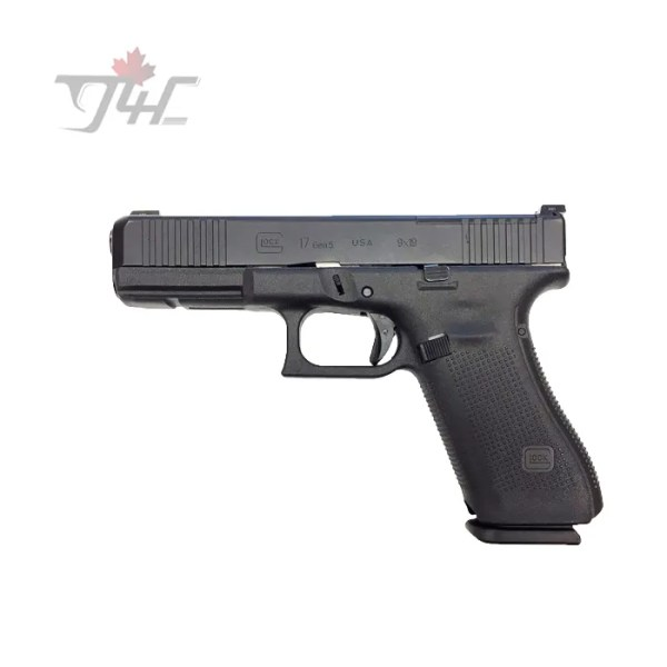 Glock 17 Gen5 MOS w Night Sights 9mm