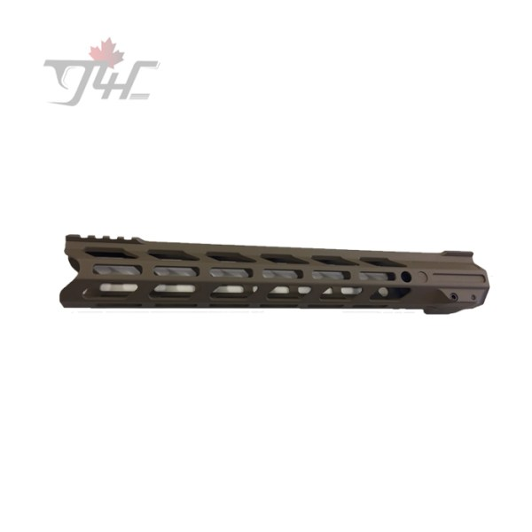 Maple Ridge Armoury V1 Free Float M-LOK Handguard 13.5 fde