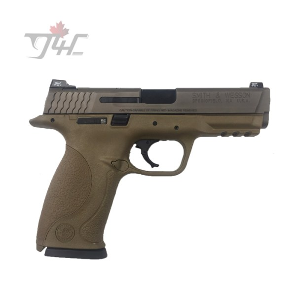Smith & Wesson M&P9 VTAC Viking Tactics