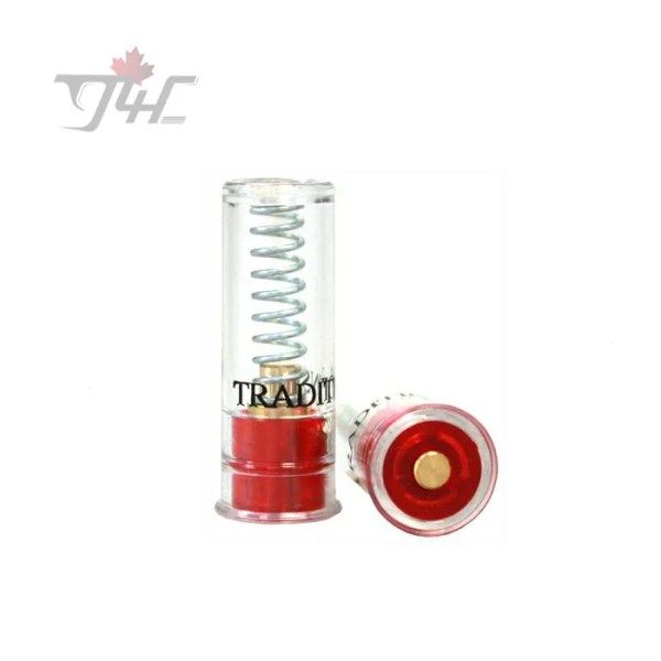 Traditions ASG12 12Gauge Snap Caps 2pack
