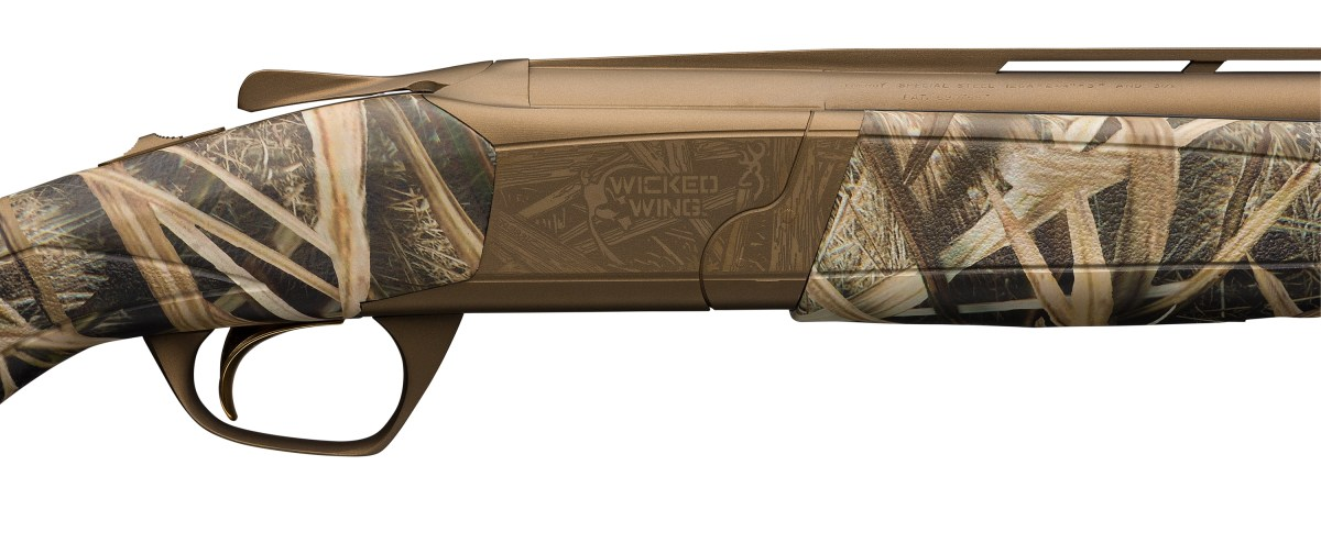 Browning Cynergy Wicked Wing Mossy Oak Shadow Grass Blades