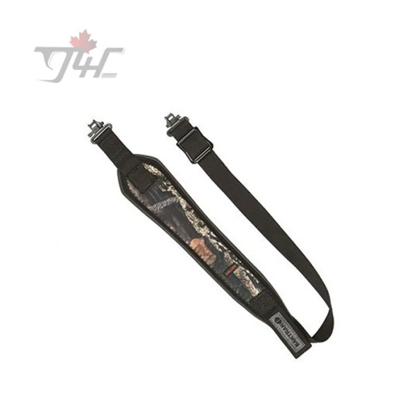 Allen Baktrak Flex Rifle Sling with Swivels Mossy Oak Country