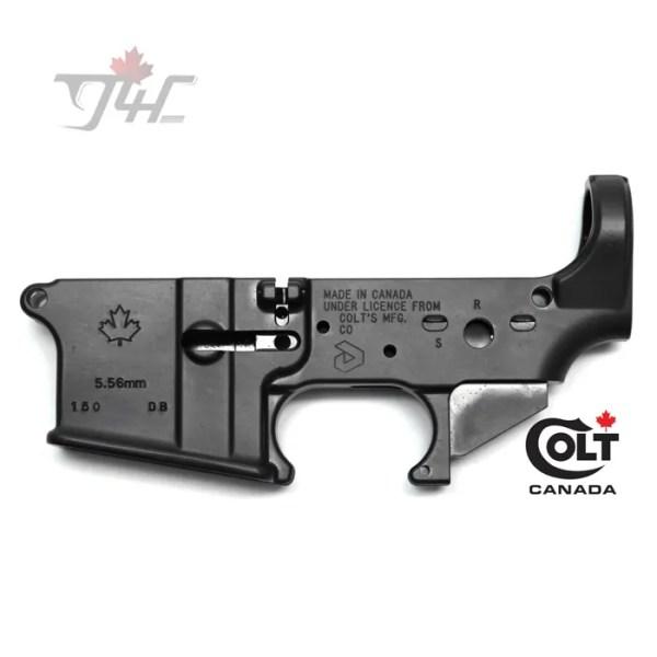 Colt Canada Diemaco AR15 Stripped Lower Receiver