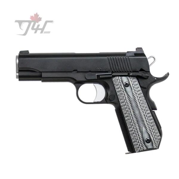 "Dan Wesson V-BOB 9mm 4.25"" BRL Black"