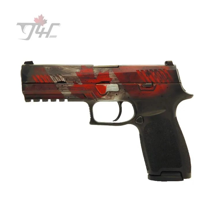 Sig Sauer P320 Canadian Edition 9mm