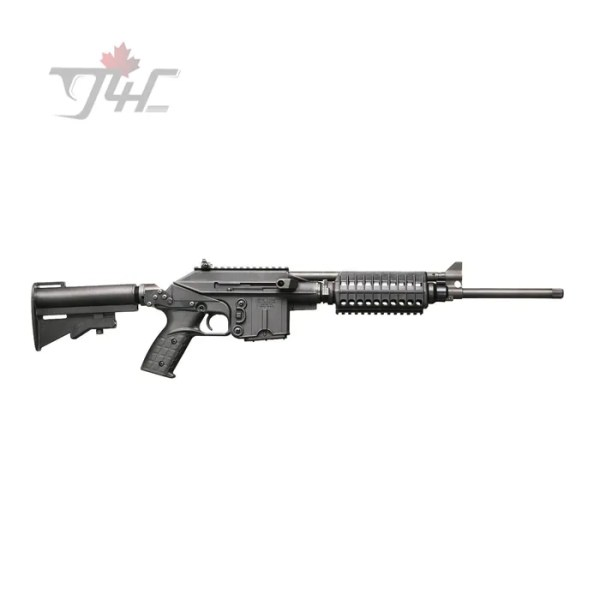 "Kel Tec SU16 Tactical .223REM 18.5"" BRL Black"