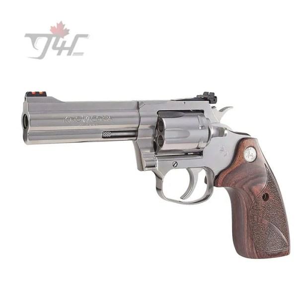 """Colt King Cobra Target .357MAG 4.25"""" BRL STS"""