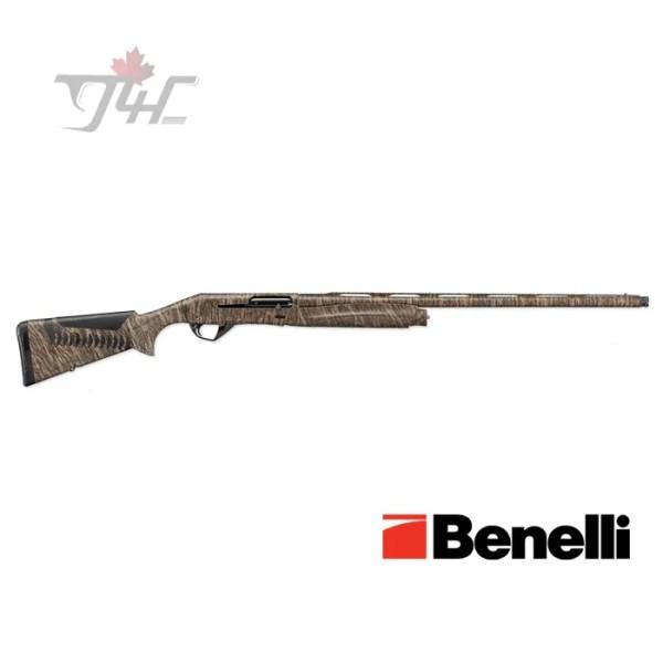 """Benelli Super Black Eagle 3 12Gauge 26"""" Mossy Oak Bottomland"""