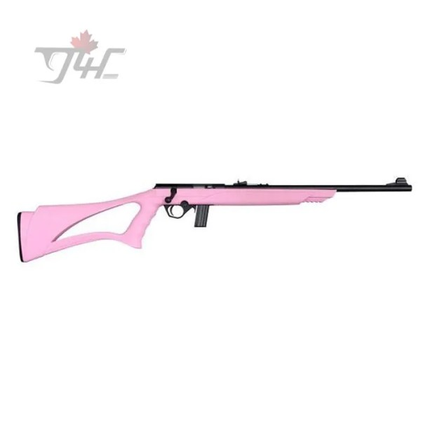"Mossberg International 802 Plinkster .22LR 18"" BRL Pink"