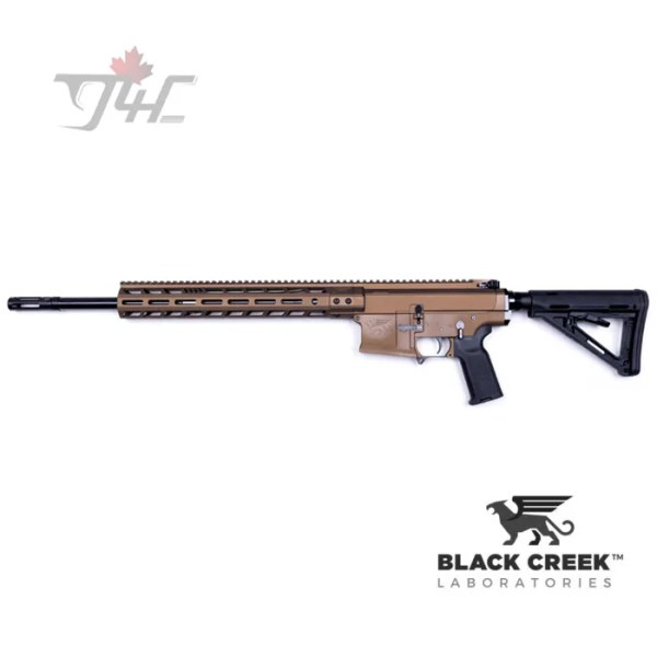 "Black Creek Labs BCL102 MK7 .308WIN 18.6"" Burnt Bronze"