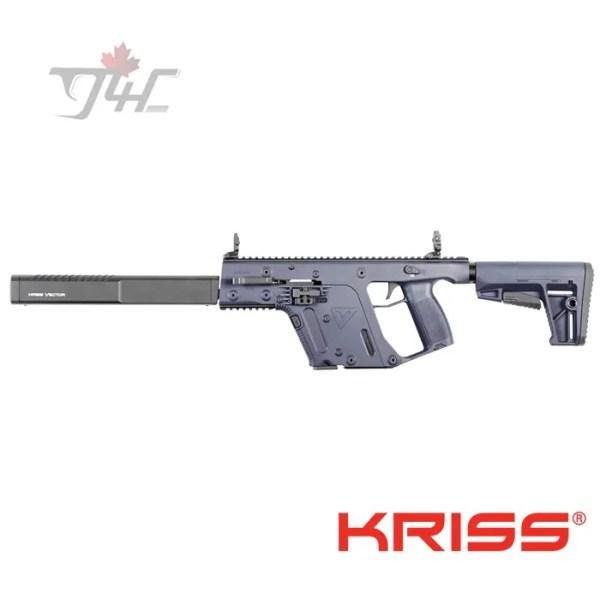"""Kriss Vector Gen2 CRB 9mm 18.6"""" BRL Combat Grey"""