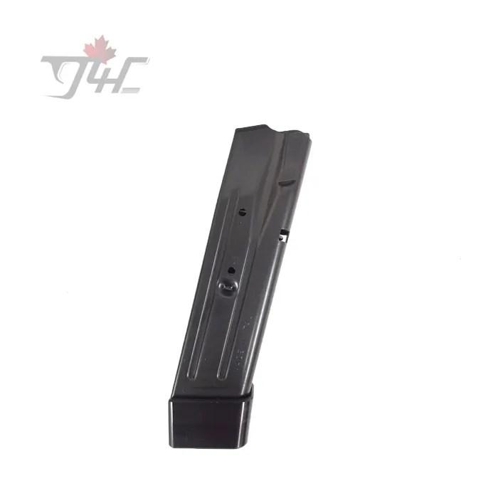 Sig Sauer P320 X-Five Magazine w/ Base Plate 9mm 10rds