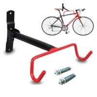 Bike Bicycle Wall Mounted Rack Storage Hanger Holder Hook