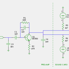 Heil Microphone Wiring Diagram 220v Hot Tub Electret Pre Schematic, Electret, Get Free Image About