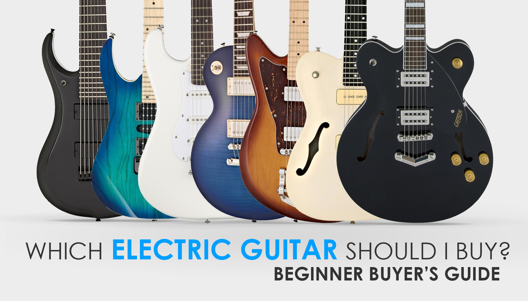 hight resolution of which guitar should i buy buyer s guide