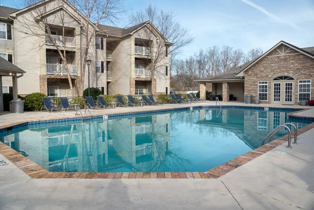 Greensboro NC Apartments near High Point  The Enclave at