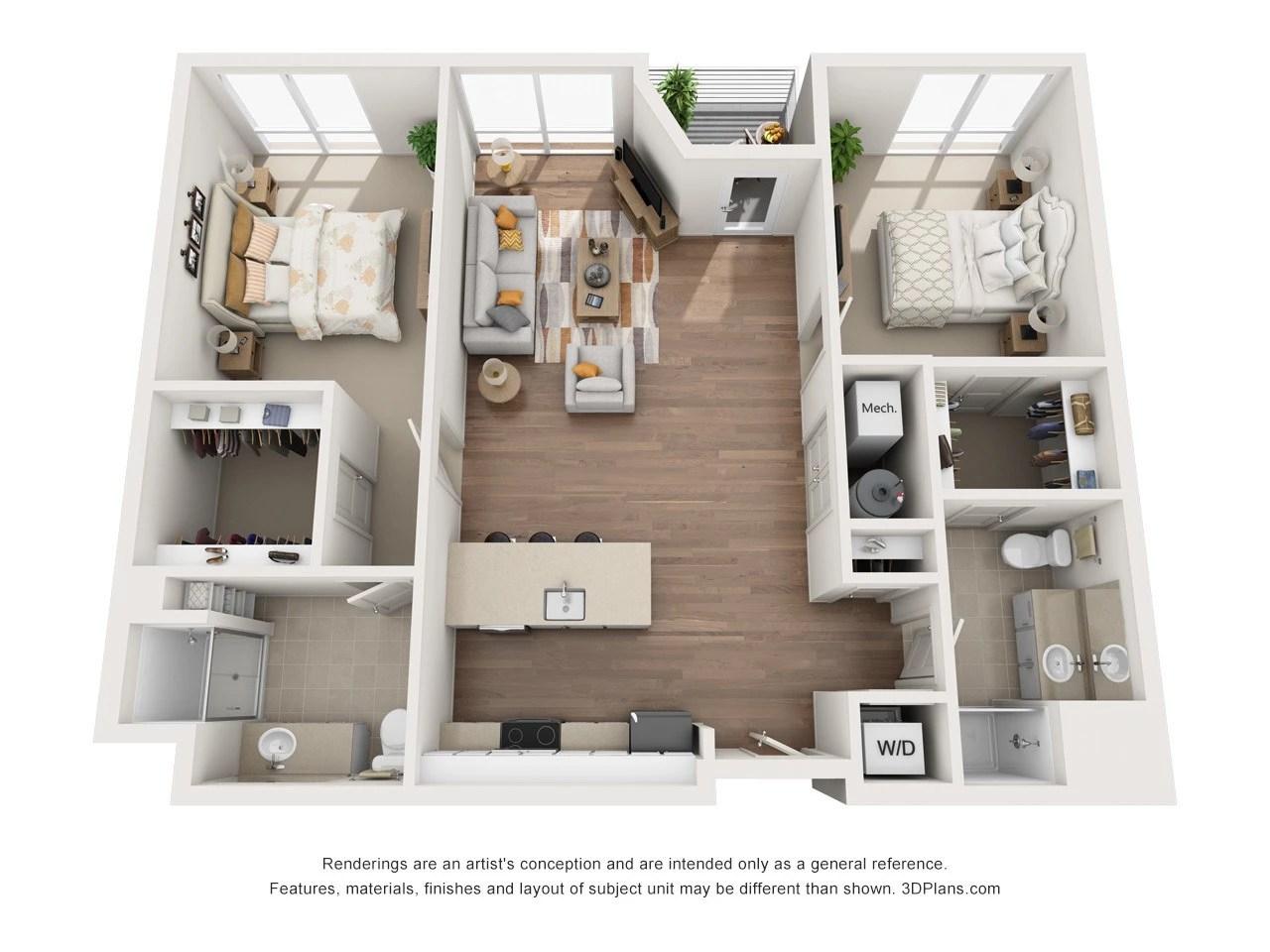 Binghamton NY Luxury Apartments for Rent  50 Front