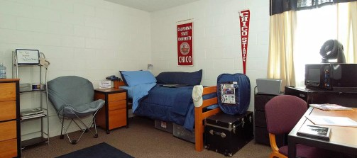 Image result for dorm chico state