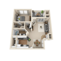 1 & 2 Bedroom Apartments for Rent in Colorado Springs, CO