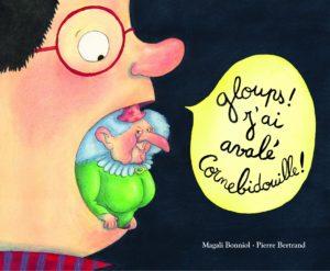Gloups! j'ai mange Cornebidouille!