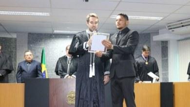 Photo of Empossado novo membro do Judiciário Eleitoral maranhense