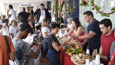 Foto de Prefeitura de São Luís homenageia as mães com edição especial do Todos por São Luís no Hospital da Mulher