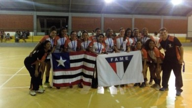 Foto de UFMA e Pitágoras conquistam o título no handebol