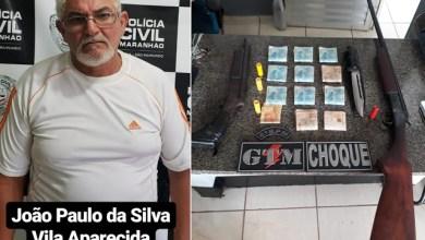 Photo of Idoso é preso em São Luís