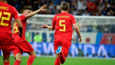 Foto de Bélgica elimina Japão e vai enfrentar Brasil