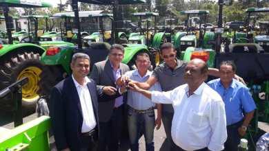Foto de Prefeito da cidade de Morros recebe Patrulha Agrícola