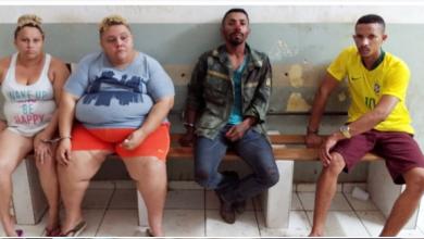 Foto de Polícia prende 4 suspeito de crimes em Caxias-MA