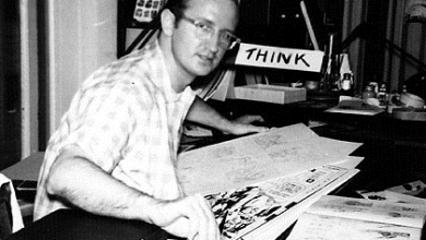 Photo of Morre cocriador do Homem-Aranha, Steve Ditko