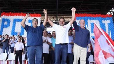 Photo of Astro de Ogum participa de lançamento da  pré-candidatura de Weverton Rocha