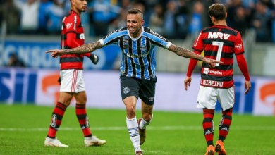 Photo of Flamengo empata com o Grêmio-RS