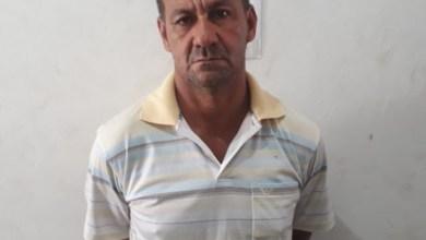 Foto de Presidiário que saiu no induto foi preso fugindo
