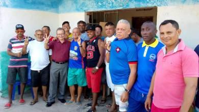 Foto de João Felipe reúne com lideranças da Maiobinha
