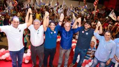 Photo of Osmar Filho expressa apoio a candidatos para eleição deste ano